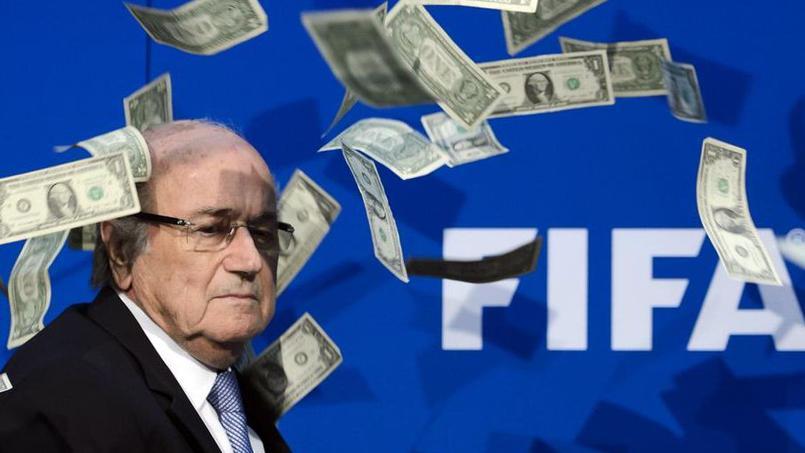 Sepp Blatter   sport24.lefigaro.fr