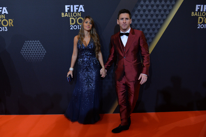 FOOTBALL : FIFA Ballon d or 2013 - Zurich - 13/01/2014