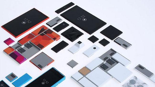 Le téléphone modulaire Ara | Photo Google