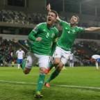 Le Portugal et l'Irlande du Nord qualifiés pour l'Euro 2016, l'Allemagne battue