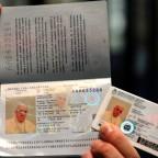 ARGENTINA-POPE-ID-PASSPORT