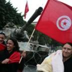 Tunisie, révolution de jasmin