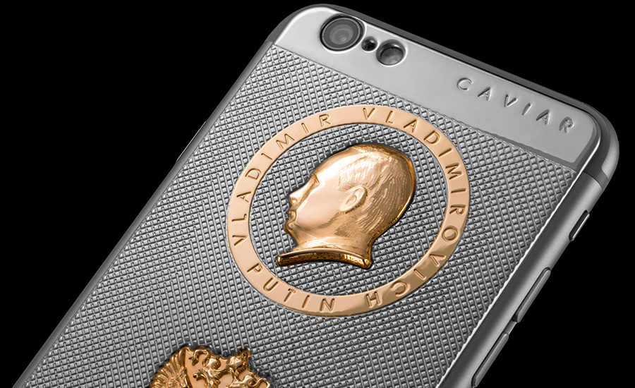 iPhone 6s édition Vladimir Poutine |journaldugeek.com