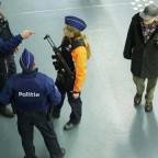 200 soldats protègent les stations de métro de Bruxelles