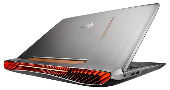 Acer - ROG G752