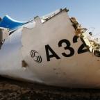 Crash dans le Sinai