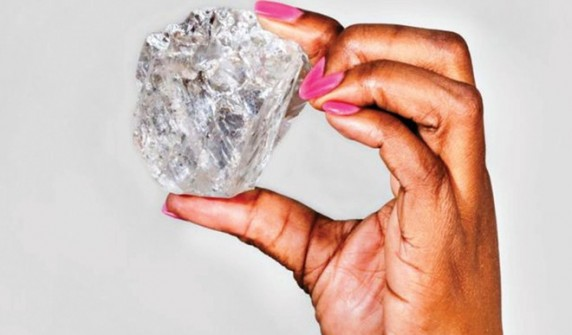 Le plus gros diamant du Monde | dailytrust.com.ng