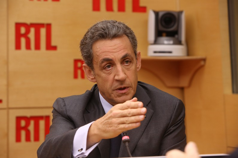 Nicolas Sarkozy | Crédit Image : Frédéric Bukajlo Crédit Média : RTL