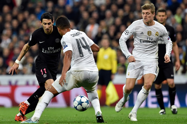 Real-Madrid - PSG