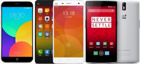 Smartphone chinois | journaldunet.com
