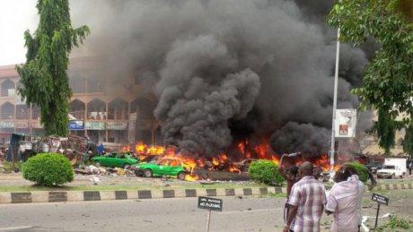 Explosion de gaz au Niger   afrik.comia