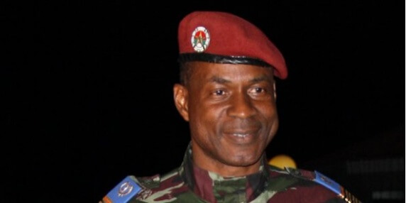Gilbert Diendéré | jeuneafrique.com