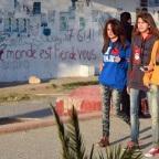 Jeune fille de Sidi Bouzid
