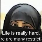 Une femme de Daesh temoigne