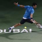 Djokovic et les favoris expéditifs à Dubai