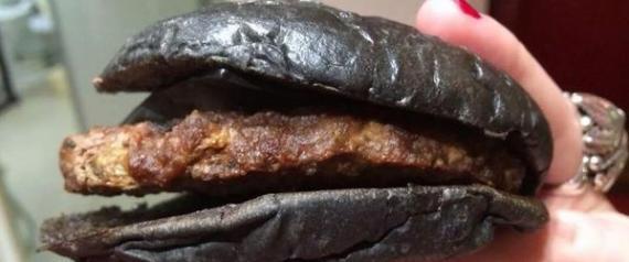 hamburger noir