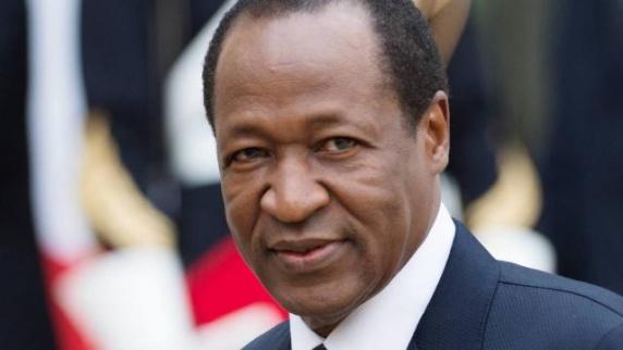 Blaise Compaoré |afrik.com
