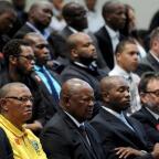 opposition politique sud africain