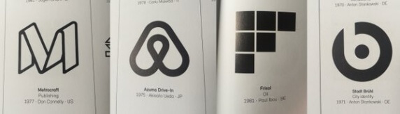 """Trademarks & Symbols of the World: The Alphabet in Design"""""""