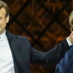 Emmanuel et Brigitte Macron   gala.fr