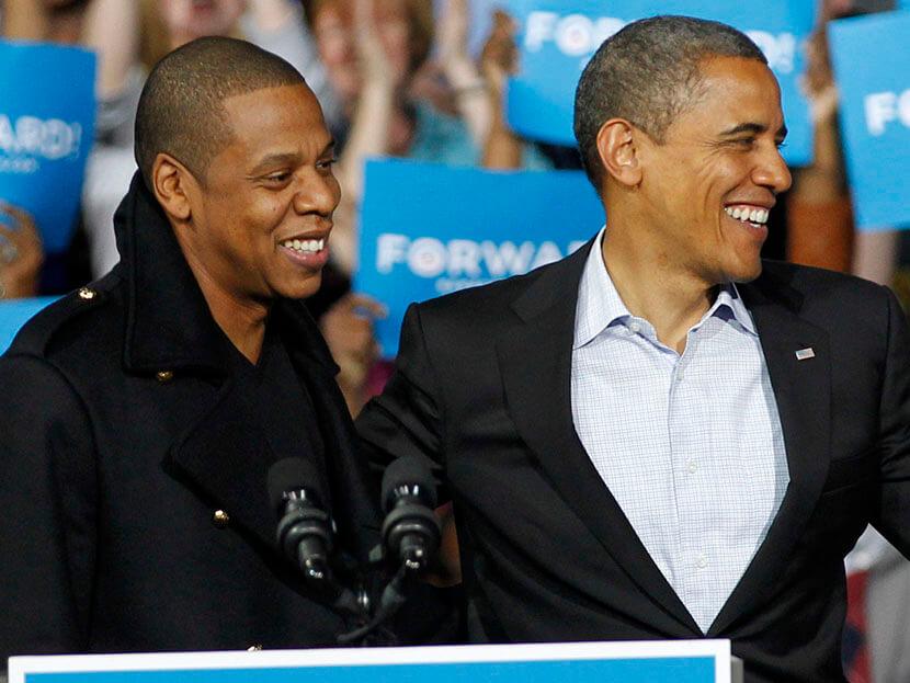 Barack Obama   thenet.ng