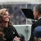 Barack Obama and Beyonce | huffingtonpost.com