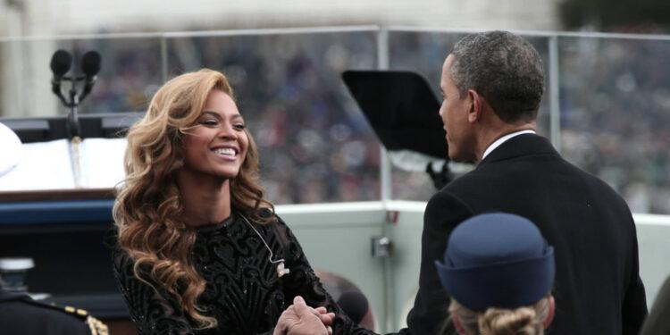 Barack Obama and Beyonce | huffingtonpost.com