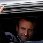 Emmanuel Macron / (Crédits : Jean-Paul Pelissier)