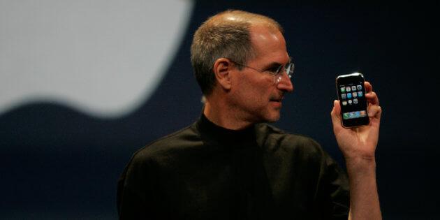 Steve Jobs / Kimberly White / Reuters