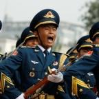 Armée chinoise / Thomas Peter / Reuters