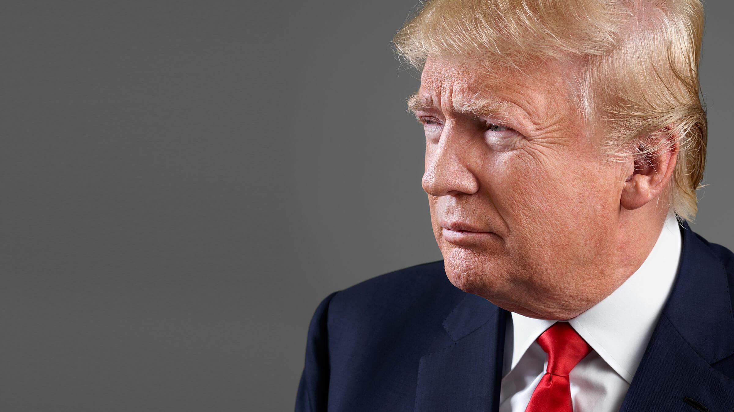 Donald Trump / time.com