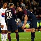Cavani et Neymar (PSG)Getty Images