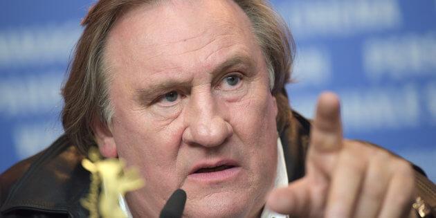 Gerard Depardieu / Stefanie Loos / Reuters