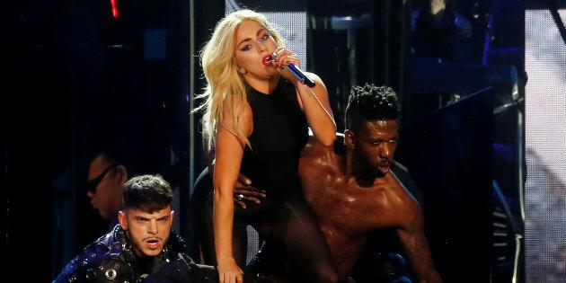 Lady Gaga / Carlo Allegri / Reuters