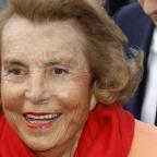 Liliane Bettencourt / Benoit Tessier / Reuters