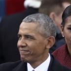 President Barack Obama et First Lady Michelle Obama