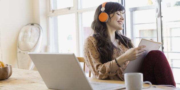 La musique au travail