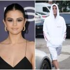 Selena Gomez et Justin Beiber
