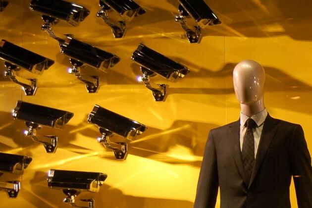 Surveillance / Ludovic Bertron (Creative Commons)
