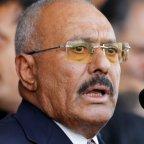 Ex-président du Yémen Ali Abdallah Saleh