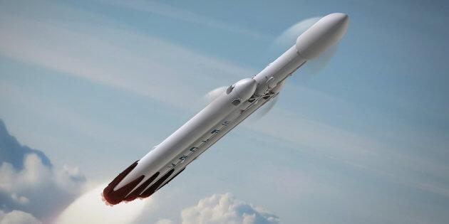 Falcon Heavy / SpaceX