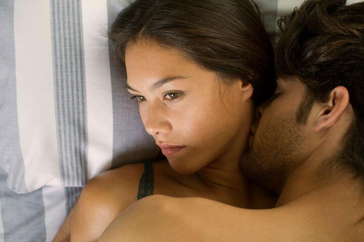 Femme et orgasme