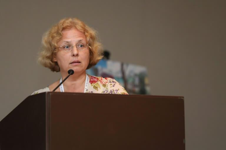 Dr Alena Skrahina