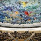 salle de réunion au siège de l'ONU