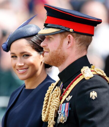 Meghan Markle et le prince Harry