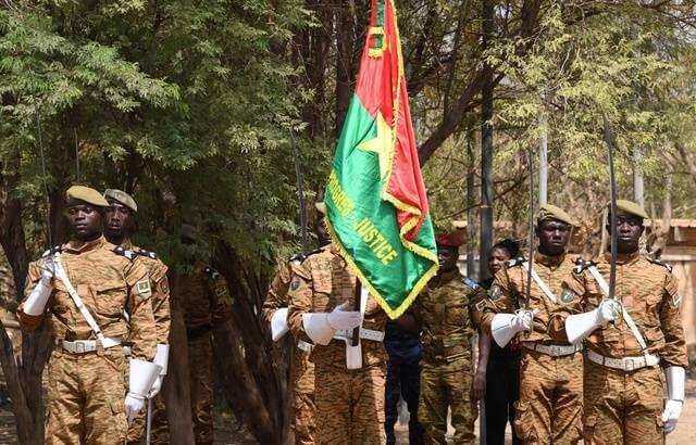 Militaire Burkina Faso